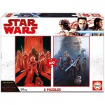 2 Puzzles - Star Wars