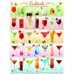 Puzzle  Eurographics-6000-0588 Cocktails
