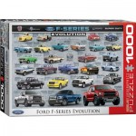 Puzzle  Eurographics-6000-0950 Ford F-Series Evolution