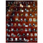 Puzzle  Eurographics-6000-2000 Illustres scientifiques