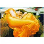 Puzzle  Eurographics-6000-3214 Frederick Lord Leighton : Flaming June