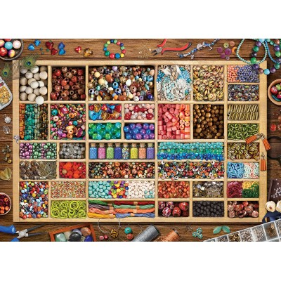 Puzzle Eurographics-6000-5528 Collection de Perles