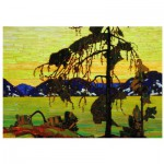 Puzzle  Eurographics-6000-7166 Tom  Thomson : The Jack Pine