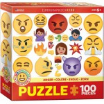 Eurographics-6100-0868 Emojipuzzle - Colère