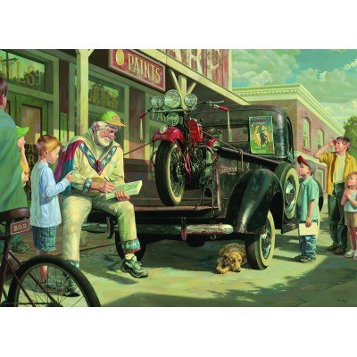 Puzzle Eurographics-8300-0441 Byerley - le Casse-cou