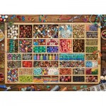 Puzzle   Collection de Perles