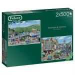 2 Puzzles - Bowness and Keswick