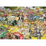 Puzzle   Graham Thompson - Picnic in the Park