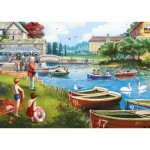 Puzzle   The Boating Lake