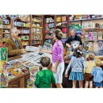 Puzzle  Jumbo-11236 Sweets and Newspapers