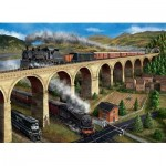 Puzzle  Jumbo-11281 The Viaduct