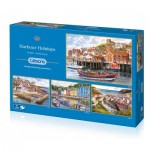 4 Puzzles - Terry Harrison - Harbour Holidays