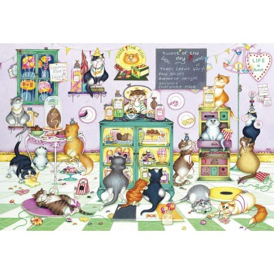 Puzzle Gibsons-G2212 Pièces XXL - Life is Sweet