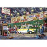 Puzzle  Gibsons-G2713 Pièces XXL - Going Once, Going Twice