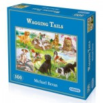 Puzzle  Gibsons-G3035 Nos amis les chiens