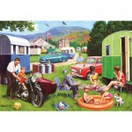 Puzzle  Gibsons-G3071 Visiter les Highlands