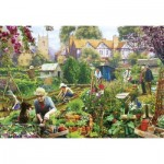 Puzzle  Gibsons-G3110 Green Fingers