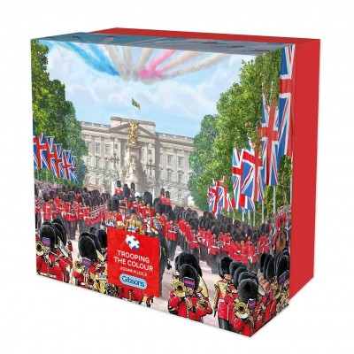 Puzzle Gibsons-G3427 Trooping the Colour
