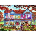 Puzzle  Gibsons-G3524 Pièces XXL - Autumn Home