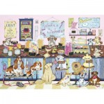Puzzle  Gibsons-G3530 Pièces XXL - Woofit's Sweet Shop