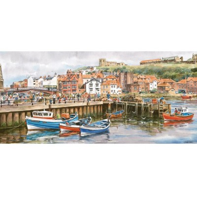 Puzzle Gibsons-G374 Port de Whitby