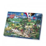 Puzzle  Gibsons-G576 Mike Jupp : J'aime la campagne