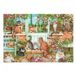 Puzzle  Gibsons-G6171 Debbie Cook : Catch us if you Can