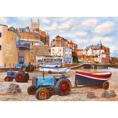 Puzzle Gibsons-G6214 Terry Harrison - Cromer
