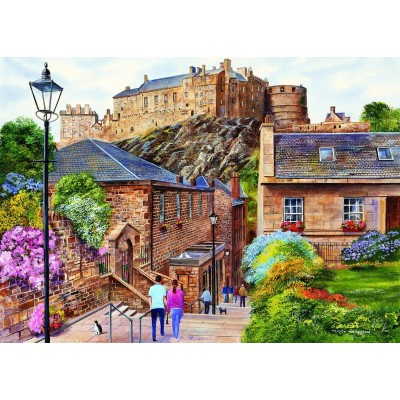 Puzzle Gibsons-G6226 Edinburgh - The Vennel
