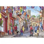Puzzle  Gibsons-G6229 Steep Hill