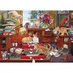 Puzzle  Gibsons-G6290 Writer's Block