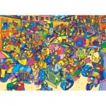 Puzzle  Gibsons-G7205 Carnaval