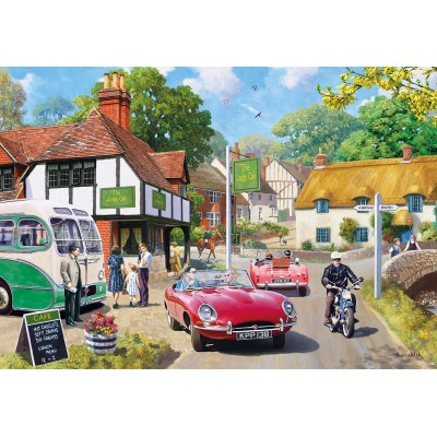 Puzzle Gibsons-G8013 Kevin Walsh - Roadside Refreshment