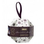 Puzzle  Gibsons-G9502 Moonlit Magic Christmas Bauble