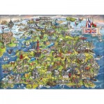 Puzzle   Maria Rabinsky - Beautiful Britain