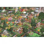 Puzzle   Mike Jupp - I Love Gardening