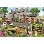 Puzzle   Pièces XXL - Howard Robinson - Farmyard Friends