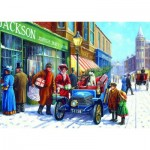 Puzzle   Pièces XXL - Kevin Walsh - Family Christmas Shop