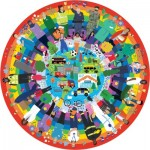 Puzzle   Rainbow Heroes in aid of Samaritans