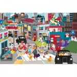 Puzzle   Superhero City
