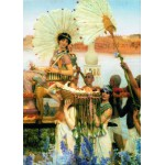 Puzzle  Gold-Puzzle-60409 Sir Lawrence Alma-Tadema : The Finding of Moses