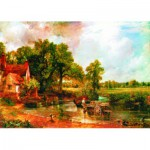 Puzzle  Gold-Puzzle-60492 Constable John: The Hay Wain