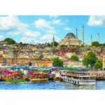 Puzzle  Gold-Puzzle-60621 Istanbul