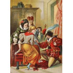 Puzzle  Grafika-Kids-00141 Cendrillon, illustration par Carl Offterdinger