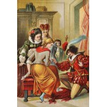 Puzzle  Grafika-Kids-00142 Cendrillon, illustration par Carl Offterdinger