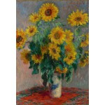 Puzzle  Grafika-Kids-00457 Claude Monet: Bouquet de Tournesols, 1881