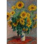 Puzzle  Grafika-Kids-00460 Pièces XXL - Claude Monet: Bouquet de Tournesols, 1881