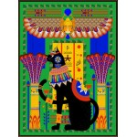 Puzzle  Grafika-Kids-00967 Chat Egyptien