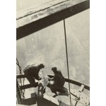 Puzzle  Grafika-Kids-01424 Lewis W. Hine : Empire State Building, New York, 1931