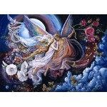 Puzzle  Grafika-Kids-01549 Josephine Wall - Eros and Psyche